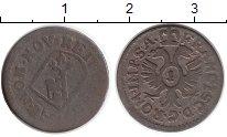 Изображение Монеты Германия Бремен 1 гротен 1754 Серебро VF