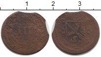 Изображение Монеты Европа Германия 3 пфеннига 1615 Медь VF