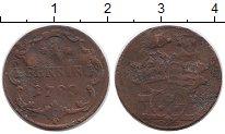 Изображение Монеты Германия Ловенштейн-Вертайм-Рохефорт 1 пфенниг 1780 Медь VF