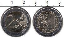 Изображение Монеты Финляндия 2 евро 2016 Биметалл UNC- 100 лет со дня рожде