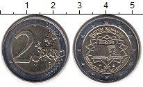 Изображение Монеты Европа Бельгия 2 евро 2007 Биметалл UNC-