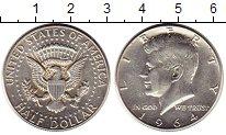 Изображение Монеты Северная Америка США 1/2 доллара 1964 Серебро XF