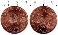 Изображение Монеты Европа Австрия 10 евро 2014 Медь UNC-