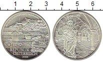 Изображение Монеты Европа Австрия 10 евро 2006 Серебро UNC-