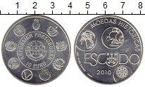Изображение Монеты Португалия 10 евро 2010 Серебро UNC-