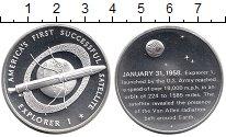 Изображение Монеты США Медаль 0 Серебро UNC
