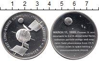 Изображение Монеты США Медаль 1960 Серебро UNC