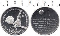 Изображение Монеты Северная Америка США Медаль 1962 Серебро UNC