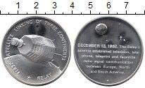 Изображение Монеты США Медаль 1962 Серебро UNC