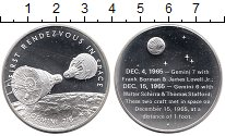 Изображение Монеты Северная Америка США Медаль 1965 Серебро UNC