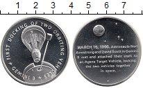 Изображение Монеты Северная Америка США Медаль 1968 Серебро UNC