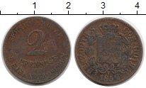 Изображение Монеты Германия Саксен-Кобург-Готта 2 пфеннига 1852 Медь VF