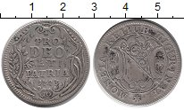Изображение Монеты Швейцария Цюрих 10 шиллингов 1723 Серебро XF