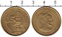 Изображение Монеты Европа Дания 20 крон 2003 Латунь UNC-