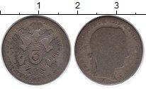 Изображение Монеты Австрия 3 крейцера 0 Серебро VF