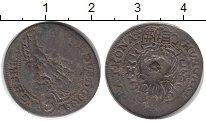 Изображение Монеты Европа Венгрия 3 крейцера 1671 Серебро VF