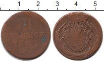 Изображение Монеты Германия Саксония 3 пфеннига 1805 Медь VF