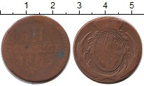 Изображение Монеты Саксония 3 пфеннига 1805 Медь VF