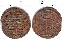 Изображение Монеты Германия Саксония номинал 0 Медь VF