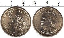 Изображение Мелочь Северная Америка США 1 доллар 2011 Медно-никель UNC