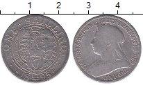 Изображение Монеты Европа Великобритания 1 шиллинг 1895 Серебро XF