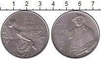 Изображение Монеты Венгрия 2000 форинтов 2015 Медно-никель UNC Иштван Чок — венгерс