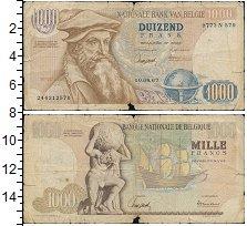 Изображение Монеты Европа Бельгия 1000 франков 1967  F