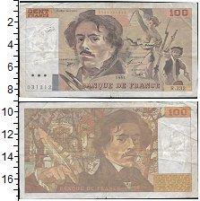 Изображение Монеты Европа Франция 100 франков 1994  VF
