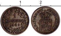 Изображение Монеты Бавария 1 крейцер 1866 Серебро XF
