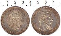 Изображение Монеты Германия Пруссия 5 марок 1888 Серебро UNC-
