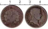 Изображение Монеты Франция 1 франк 1808 Серебро VF