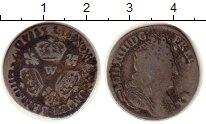 Изображение Монеты Франция 1/10 экю 1715 Серебро VF