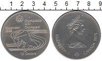 Изображение Монеты Северная Америка Канада 10 долларов 1975 Серебро UNC-