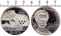 Изображение Монеты Австрия 25 экю 1995 Серебро Proof