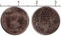 Изображение Монеты Европа Ватикан 1/2 гроссо 0 Серебро VF