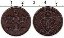 Изображение Монеты Европа Швеция 5 эре 1949 Железо XF