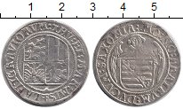 Изображение Монеты Германия Саксония 1 шрекенбергер 0 Серебро XF