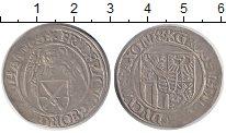 Изображение Монеты Саксония 1 шрекенбергер 0 Серебро VF