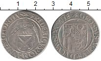 Изображение Монеты Германия Саксония 1 шрекенбергер 0 Серебро VF