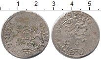 Изображение Монеты Шлезвиг-Гольштейн 1/16 талера 1601 Серебро VF
