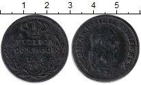 Изображение Монеты Неаполь 3 торнеси 1790 Медь XF-
