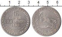 Изображение Монеты Брауншвайг-Люнебург 16 грош 1830 Серебро UNC-