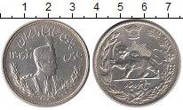 Изображение Монеты Азия Иран 5000 динар 1929 Серебро XF+