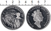 Изображение Монеты Канада 5 долларов 1998 Серебро Proof