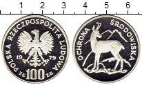 Изображение Монеты Европа Польша 100 злотых 1979 Серебро Proof-