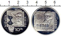 Изображение Монеты Европа Польша 10 злотых 2009 Серебро Proof-