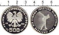 Изображение Монеты Европа Польша 500 злотых 1983 Серебро Proof
