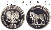 Изображение Монеты Европа Польша 100 злотых 1981 Серебро Proof