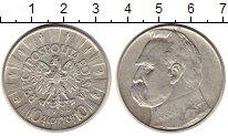 Изображение Монеты Польша 10 злотых 1936 Серебро XF+