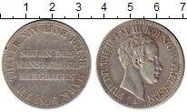 Изображение Монеты Германия Пруссия 1 талер 1826 Серебро XF